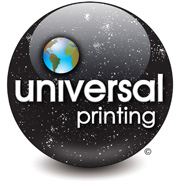 Universal Printing Logo