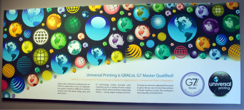 Universal Printing Banner Poster