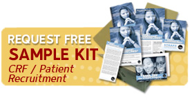 Universal Printing | Request Patient Recruitment Sample Kit